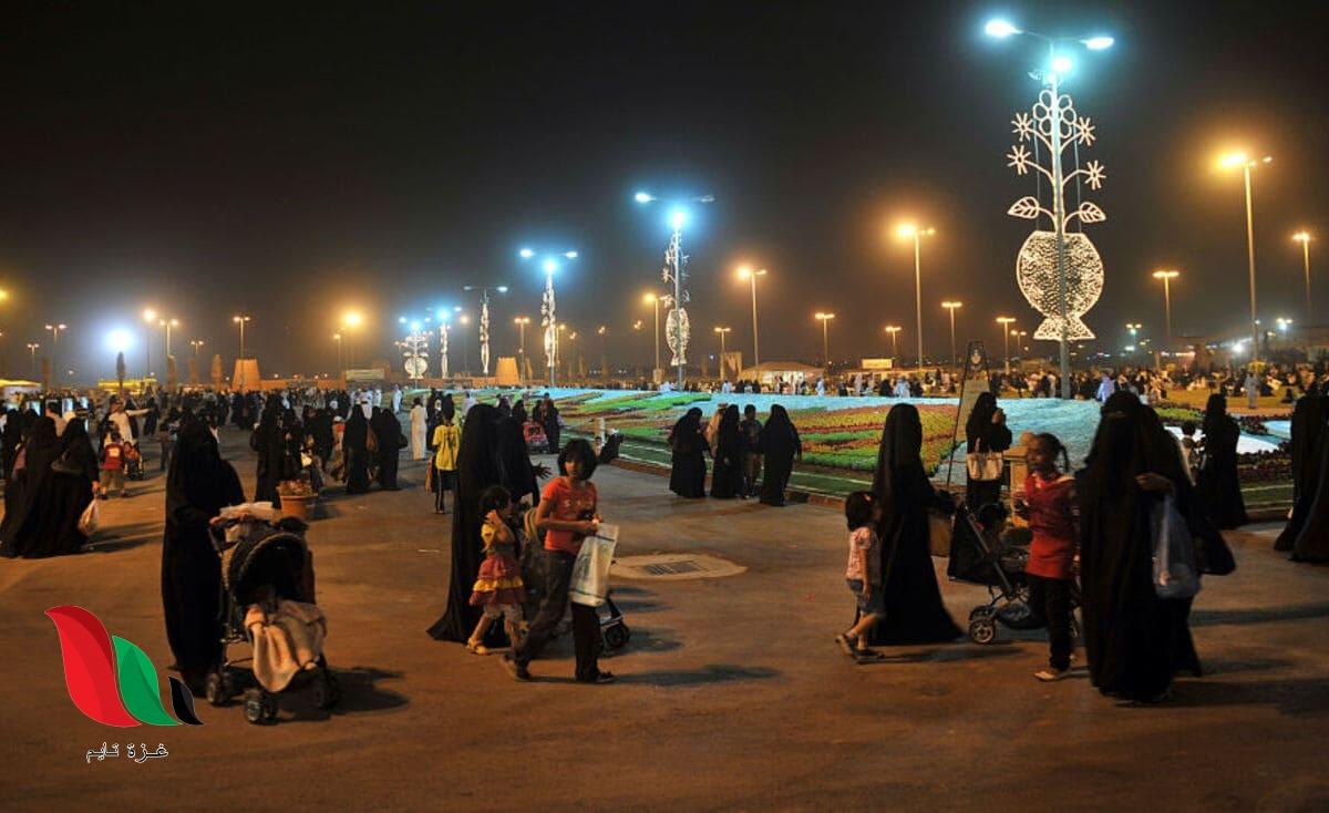 احتفالات راس السنة في السعودية 2020