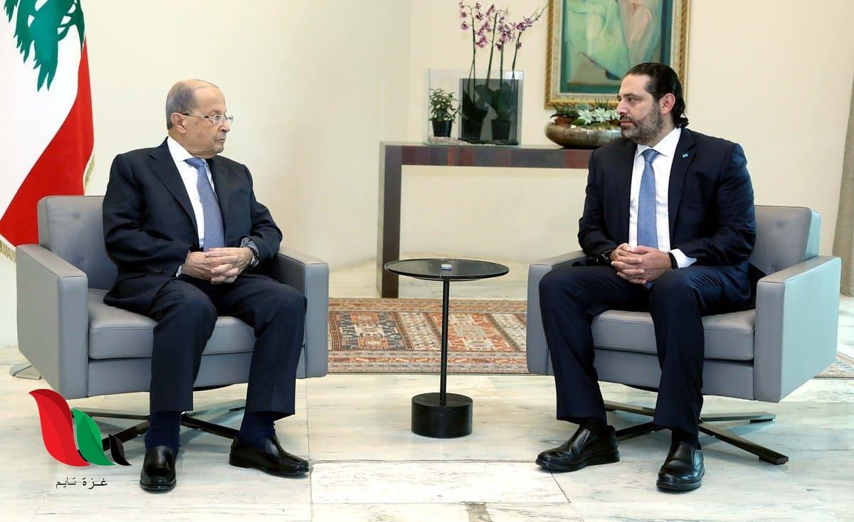 اسماء الوزراء الجدد في الحكومة اللبنانية