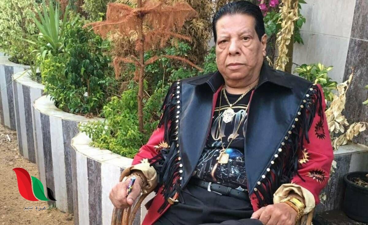سبب وفاة الفنان شعبان عبد الرحيم