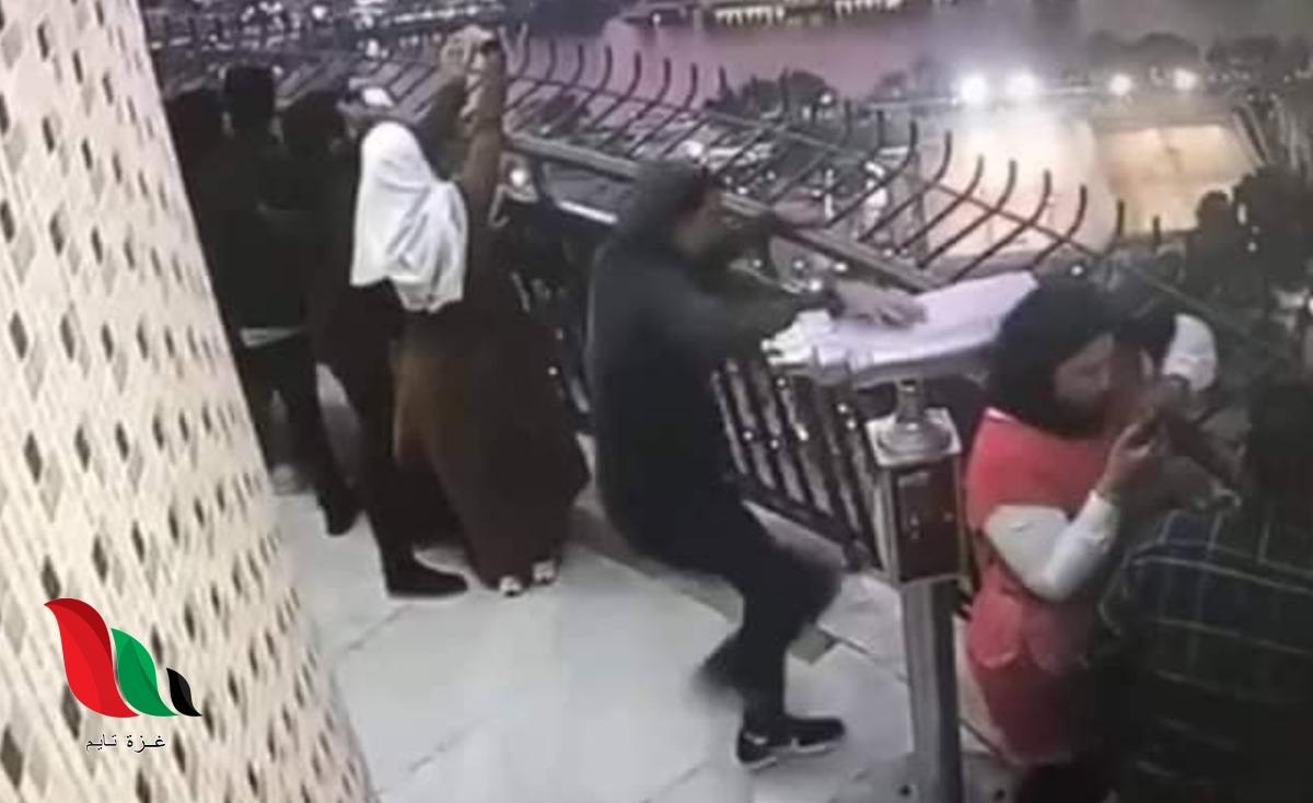 فيديو: لحظة انتحار طالب هندسة من أعلى برج القاهرة