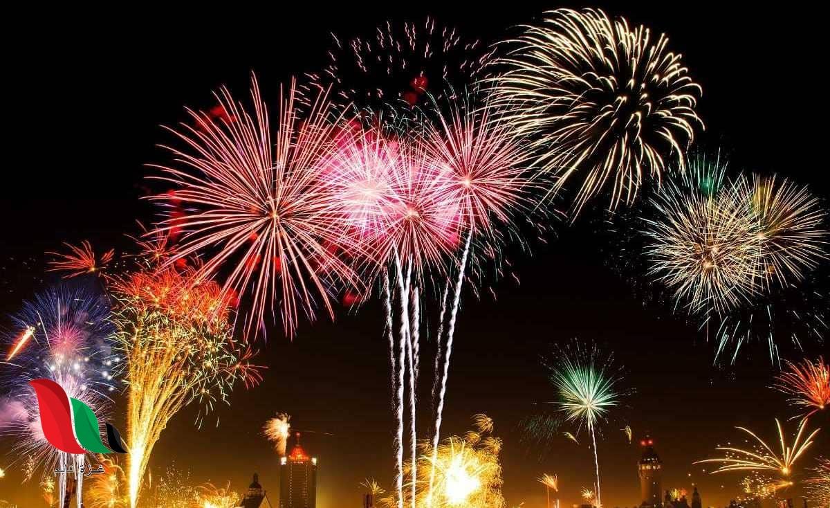 فيديو: احتفالات راس السنة في الكويت