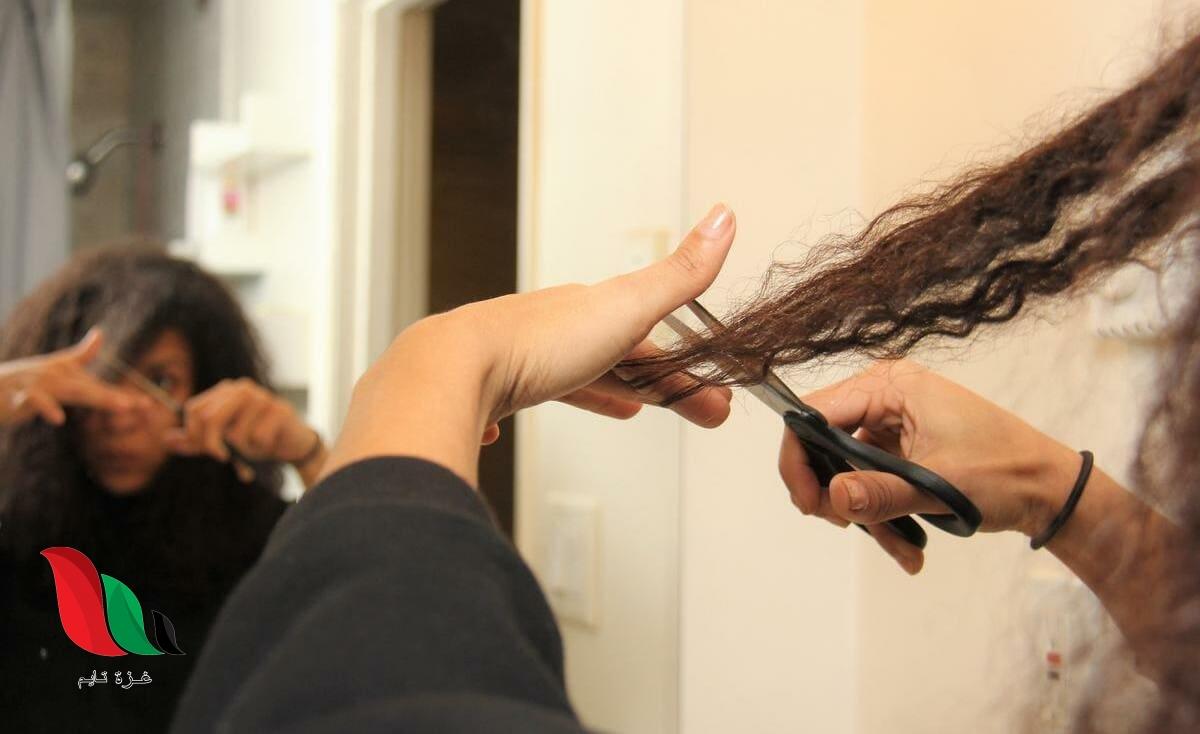 تفسير رؤية قص الشعر الطويل في المنام للعزباء
