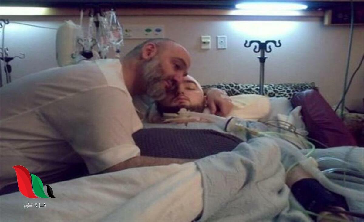 شاهد: الوليد بن خالد بن طلال يرد على خبر وفاة الامير النائم