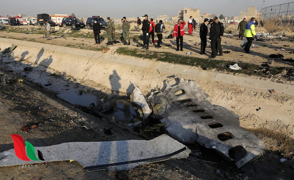 طهران تعترف: سقوط الطائرة الأوكرانية كان بسبب خطأ بشري