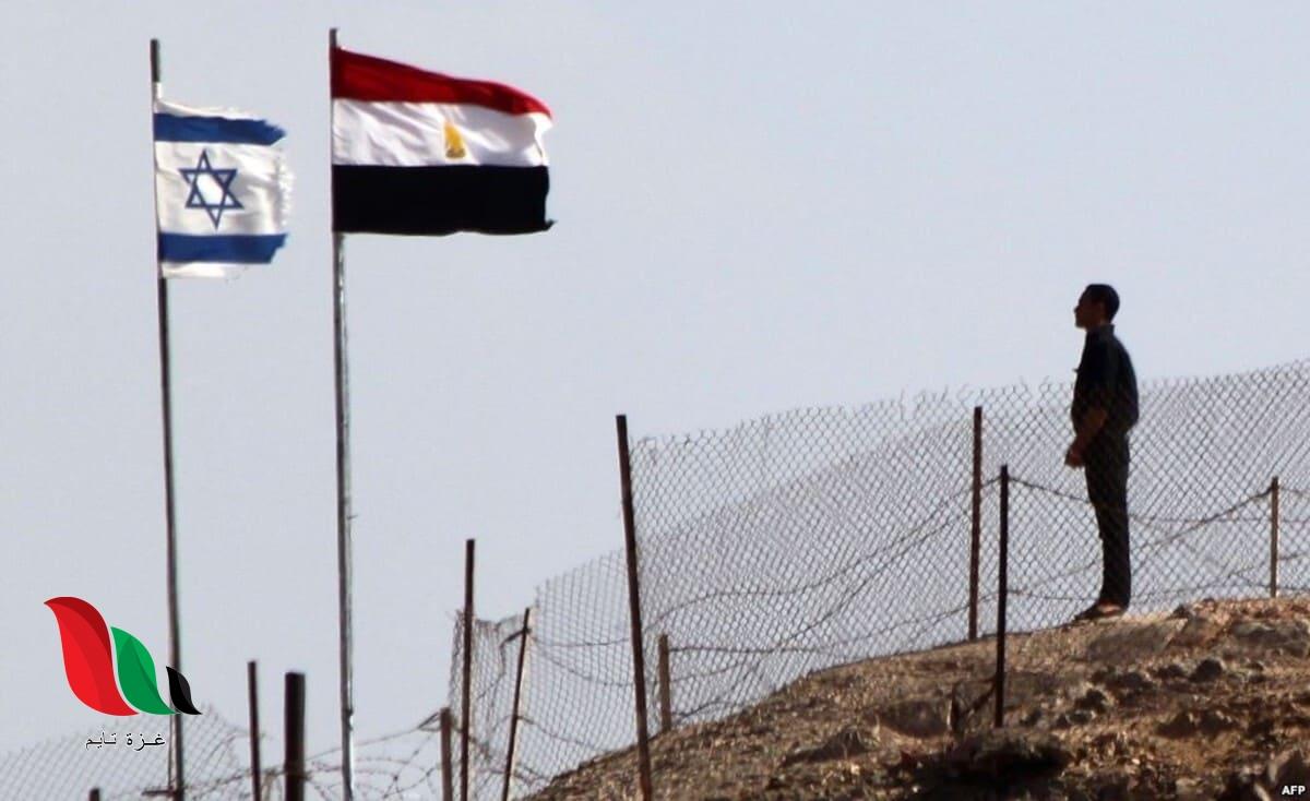 """جيش الاحتلال يعلن عن """"حدث تاريخي"""" مع مصر اليوم"""