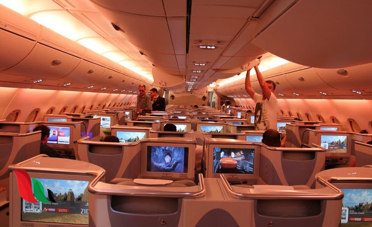 لماذا لا يمكن فتح باب الطائرة أثناء الطيران؟