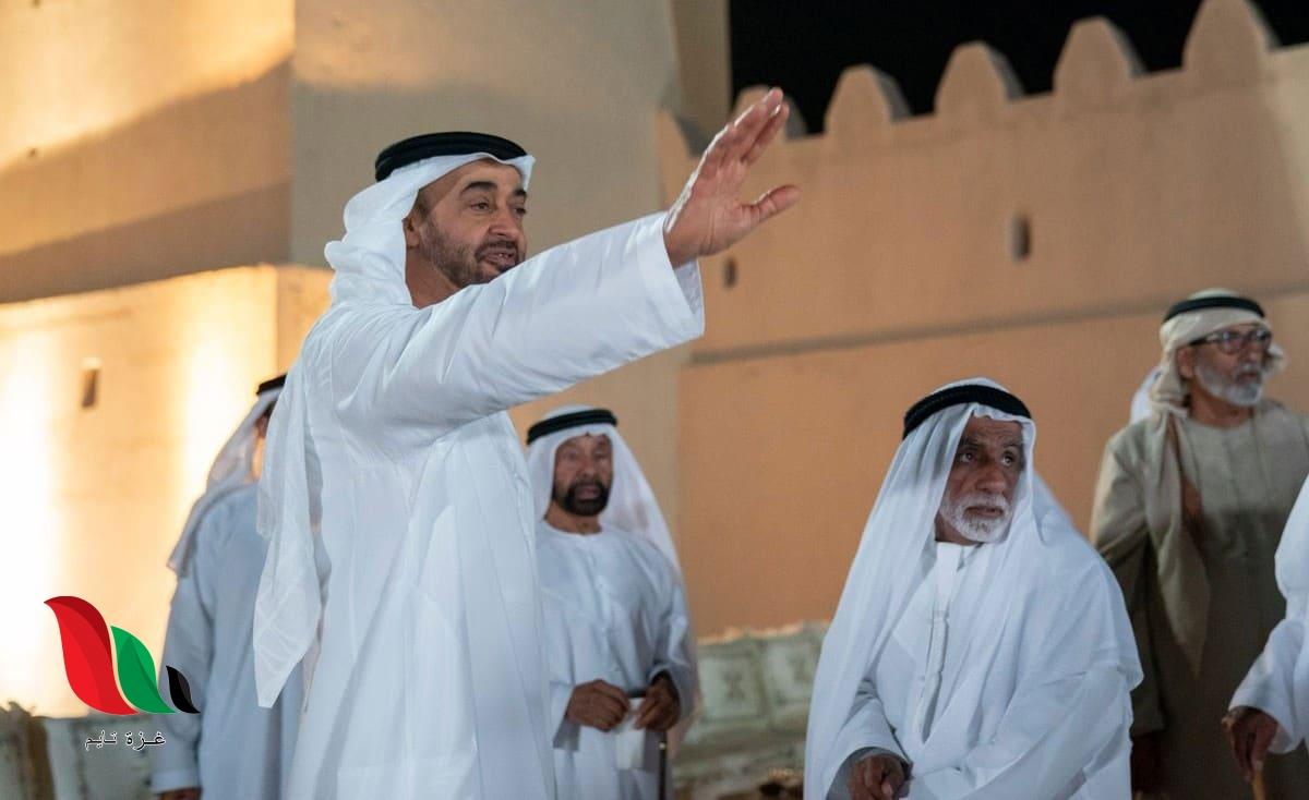 تغريدة حول وفاة الشيخ محمد بن زايد تشعل مواقع التواصل