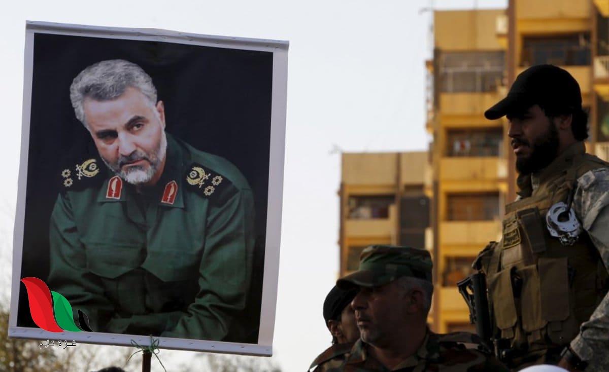 شاهد: لحظة اغتيال الجنرال سليماني الذي اغتاله الأمريكيون في بغداد