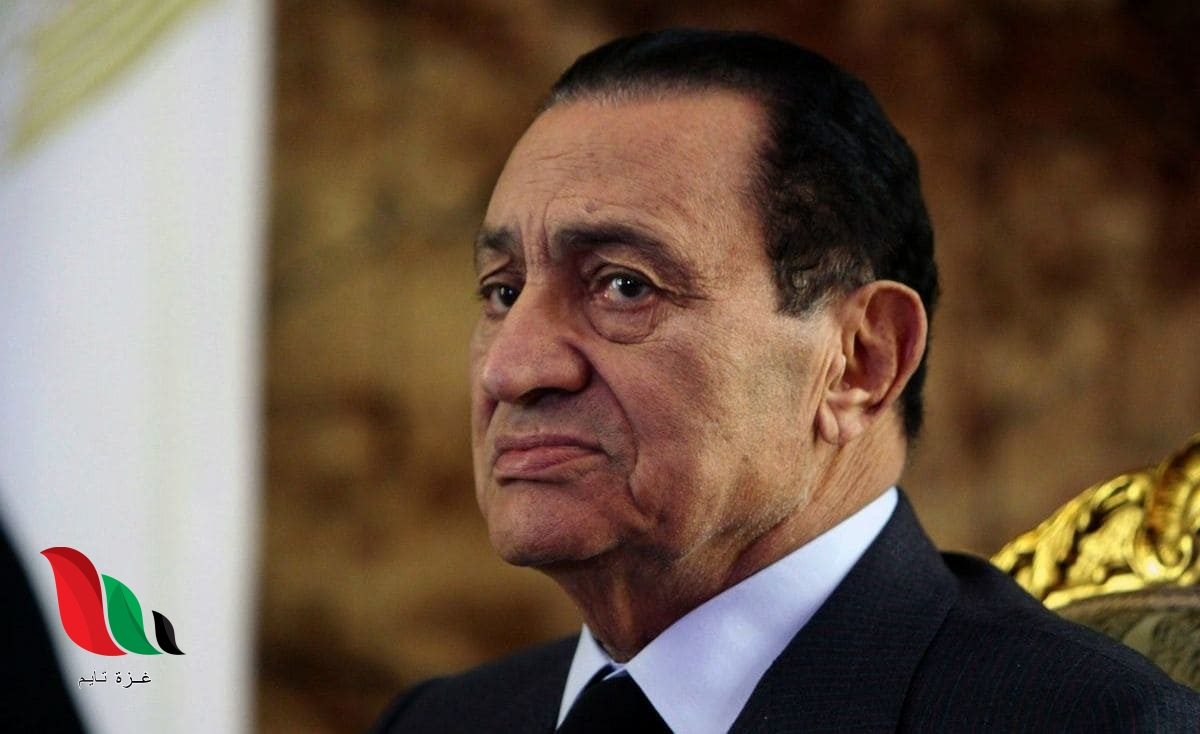 مصر: وفاة الرئيس السابق حسني مبارك