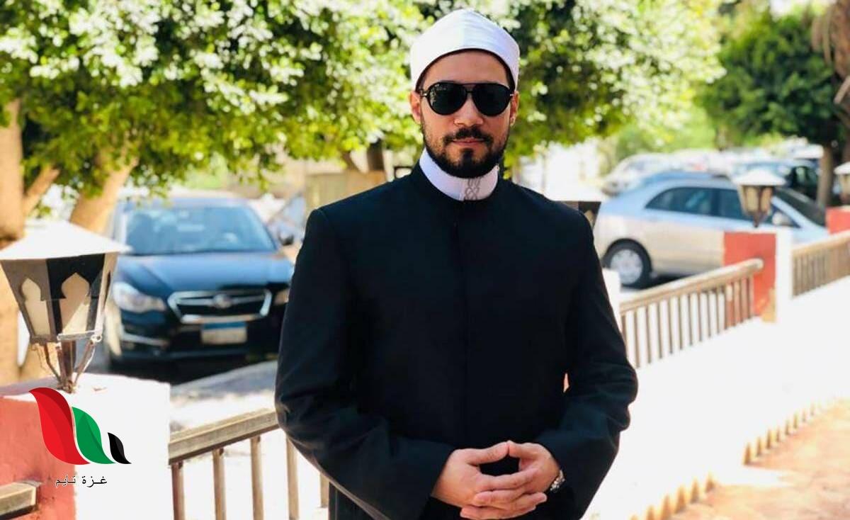 من هو عبدالله رشدي.. الشيخ الذي أثار جدلا واسعا في مصر