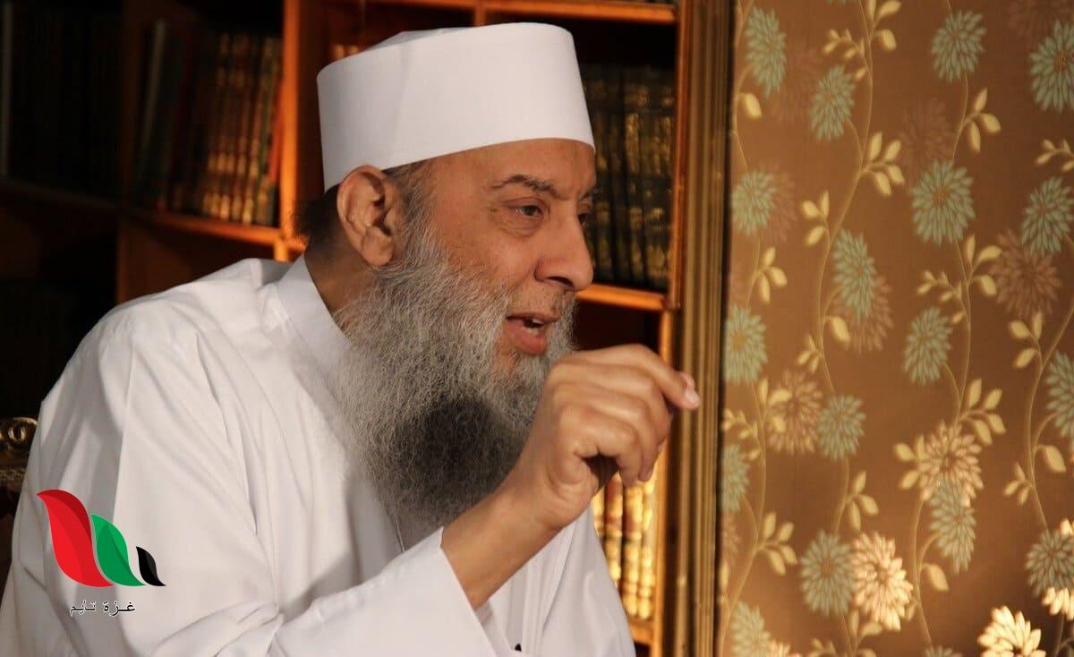 صحة خبر وفاة الشيخ ابو اسحاق الحويني في مصر