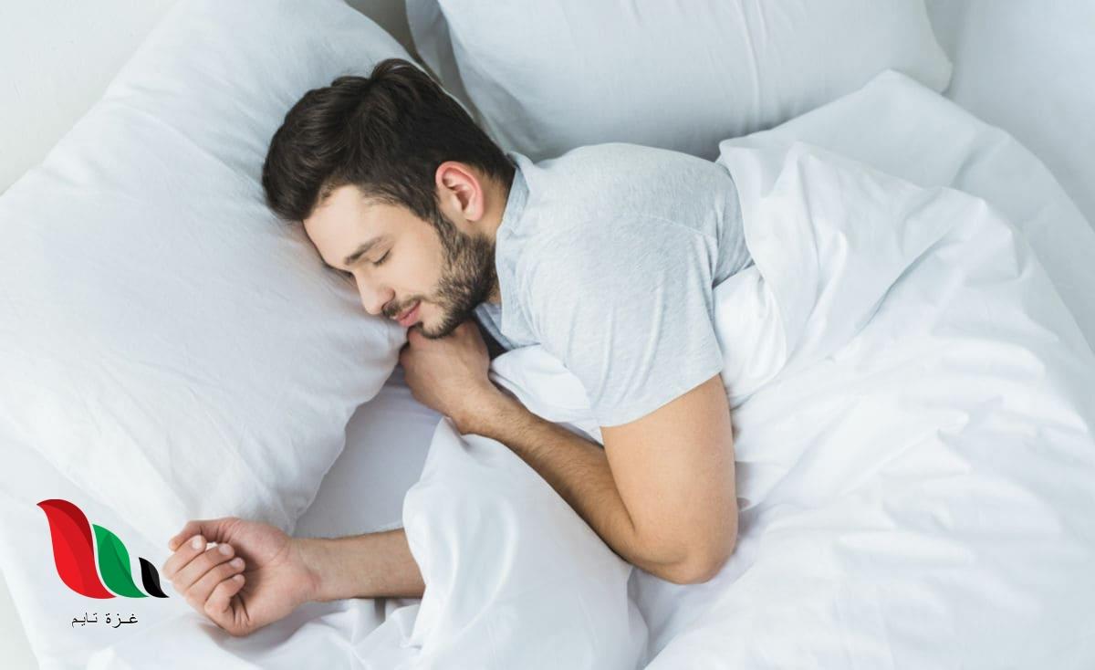 طريقة فعالة للنوم في أقل من دقيقة واحدة