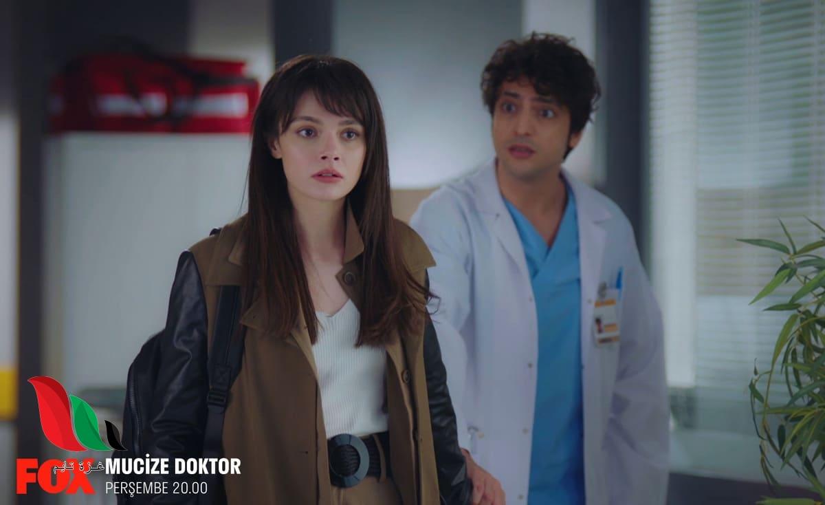 الطبيب المعجزة الحلقة 24