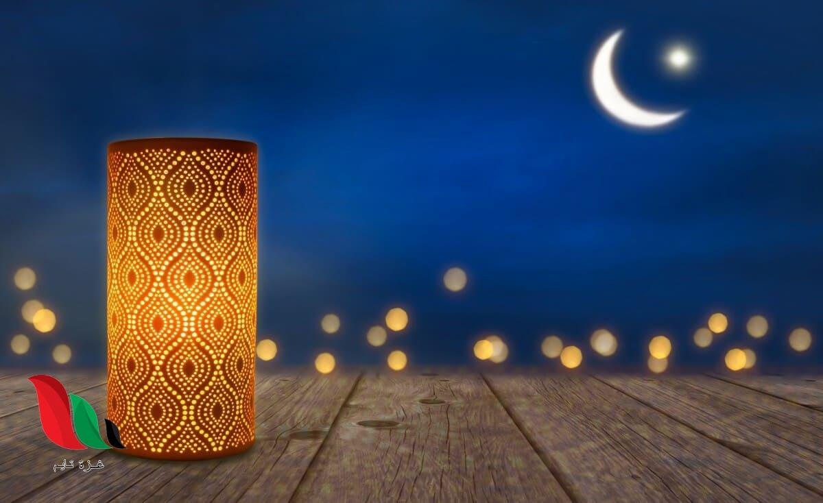 امساكية شهر رمضان ٢٠٢٠ لكافة المحافظات المصرية وفق الموعد الفلكي