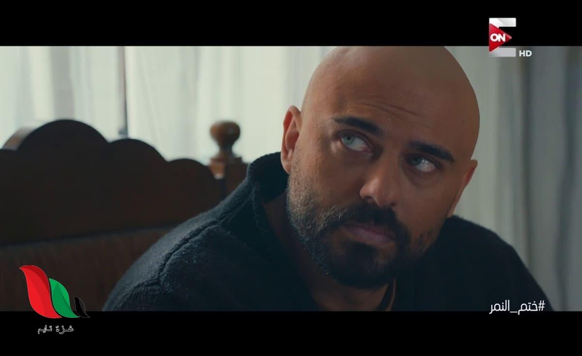 ختم النمر 42 عرب دراما .. شاهد: مسلسل ختم النمر 42 الثانية والأربعون كاملة