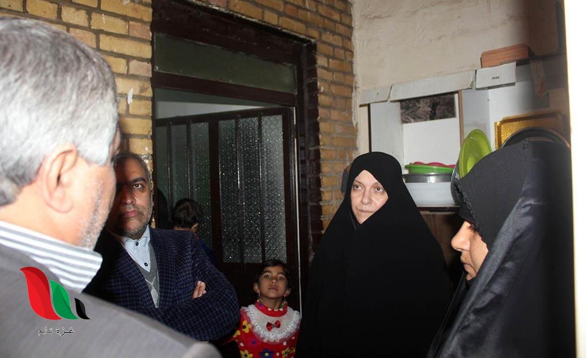 سبب وفاة النائبة فاطمة رهبر في إيران