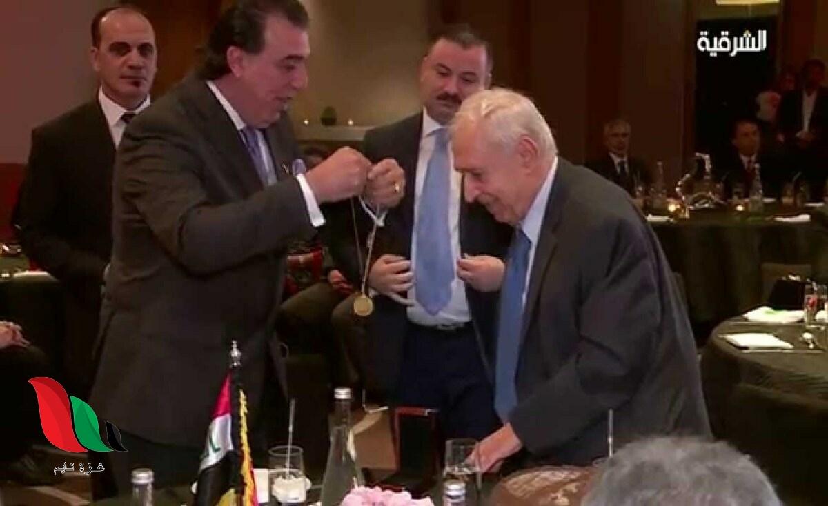 حقيقة وفاة مؤيد البدري المعلق الرياضي العراقي الشهير