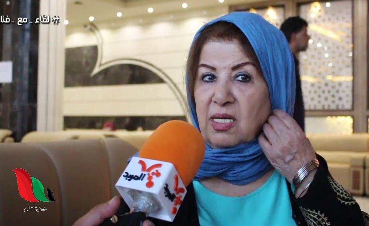 """حقيقة وفاة الفنانة هدى شعراوي """"ام زكي"""" بوعكة صحية مفاجئة في دمشق"""