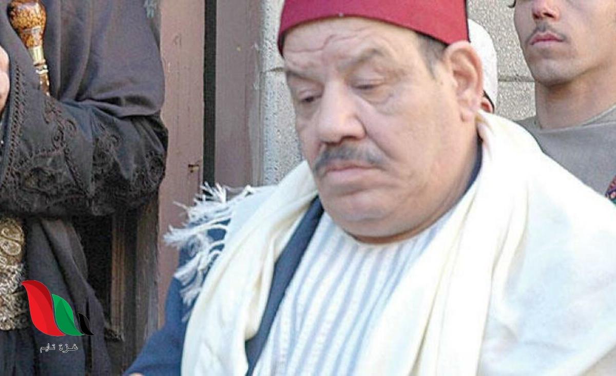 حقيقة وفاة الفنان احمد خليفة في أحد مشافي العاصمة السورية دمشق