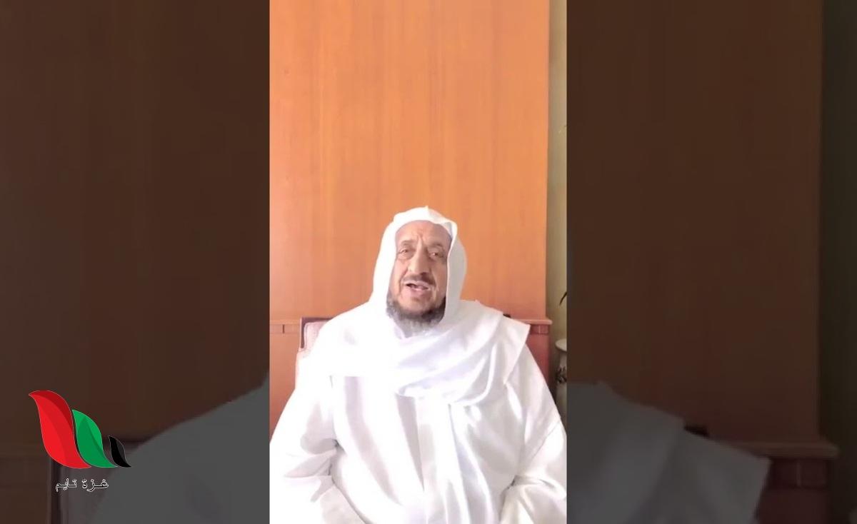 شاهد: حقيقة وفاة الشيخ عبدالله ابن خالد المصلح بعد إصابته بفيروس كورونا