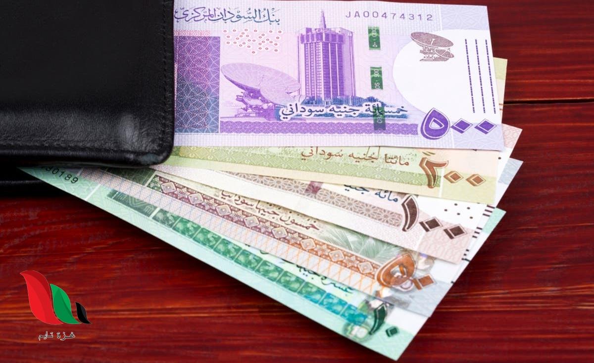 اسعار العملات وسعر الدولار في السودان صباح اليوم مقابل الجنيه السوداني وفق البنك المزكري والسوق السوداء