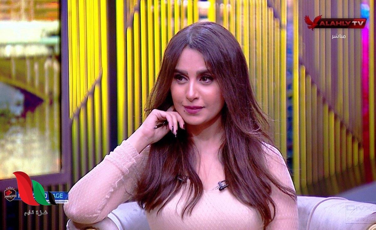 شاهد: المذيعة الجديدة سهام صالح في ظهورها الأول على قناة الاهلي