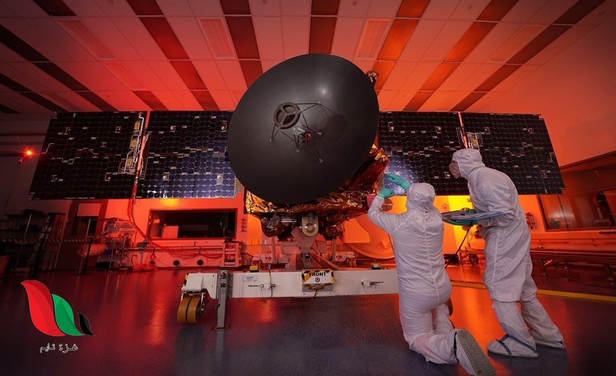 شاهد: اطلاق صاروخ مسبار الامل بث مباشر من الامارات إلى المريخ