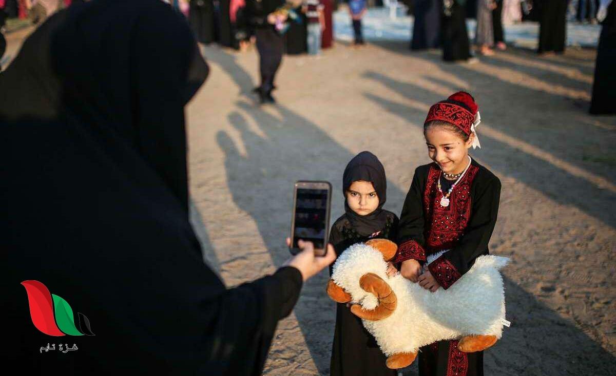 """قطاع غزة يستقبل عيد الأضحى دون قيود """"كورونا"""""""
