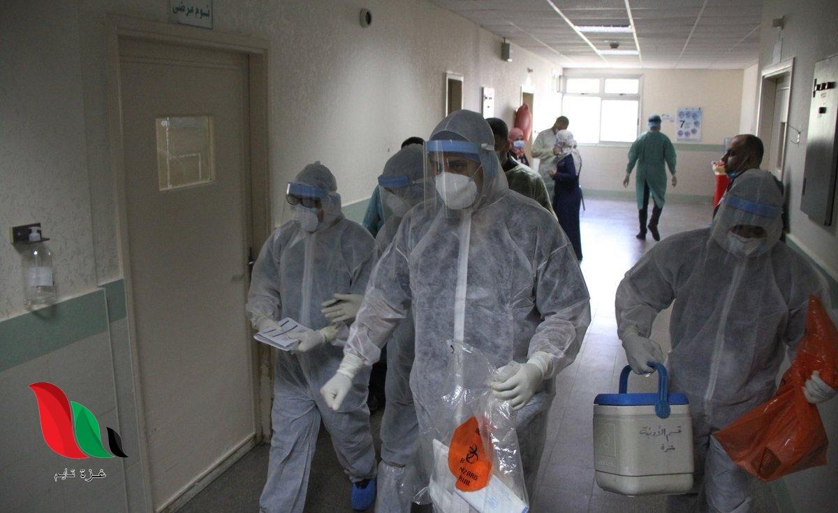 الصحة الفلسطينية تسجل إصابة جديدة بفيروس (كورونا) في غزة