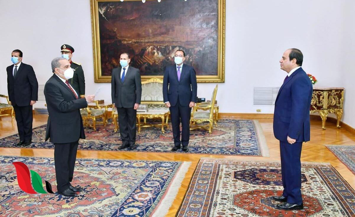 من هو محمد مرسي وزير الانتاج الحربى الجديد في مصر