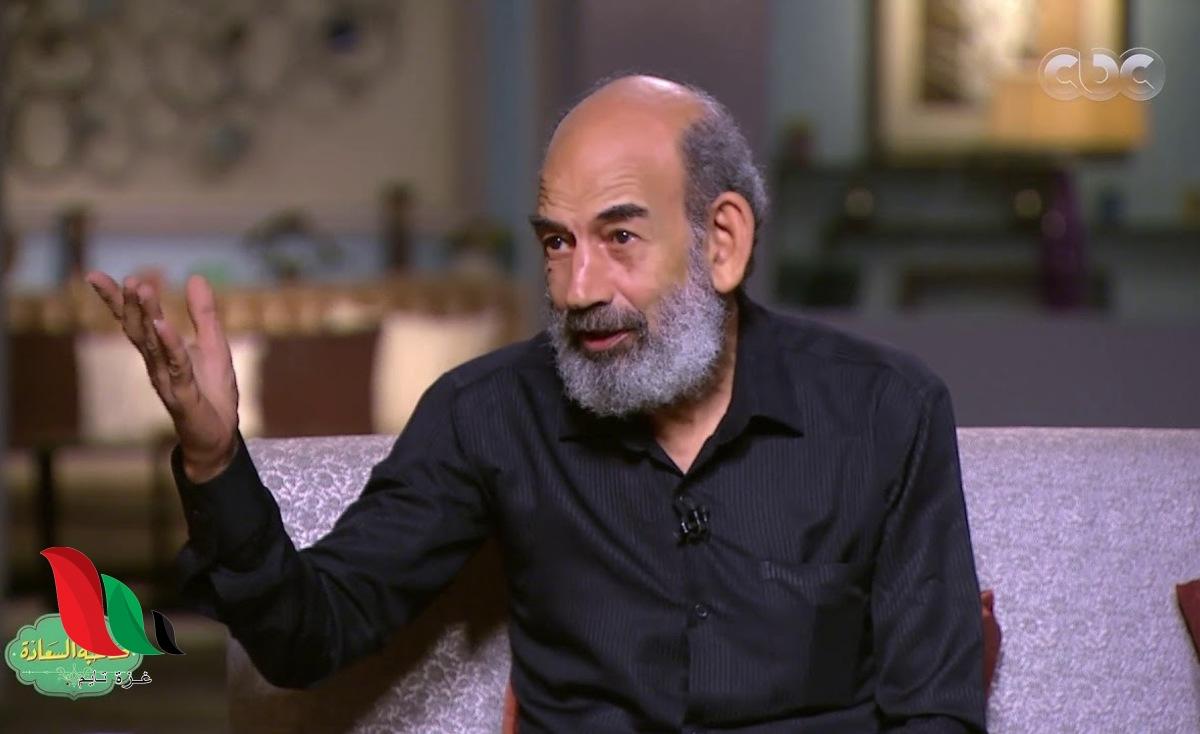 سبب وفاة الفنان محمود جمعة في مستشفى بنها الجامعي