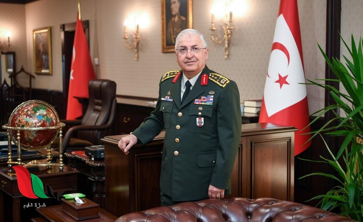 شاهد: أنباء عن إصابة رئيس اركان الجيش التركي بغارة جوية في ليبيا