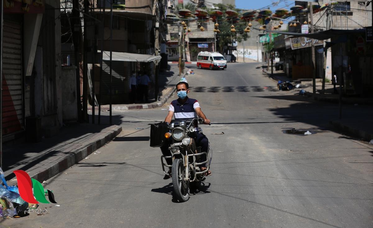 """الصحة بغزة تعلن وفاة فلسطيني و8 إصابات جديدة بـ""""كورونا"""""""