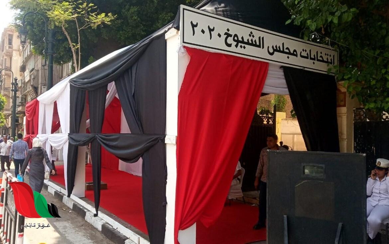 نتيجة انتخابات مجلس الشيوخ المصري 2020 بقنا وفي كافة المحافظات