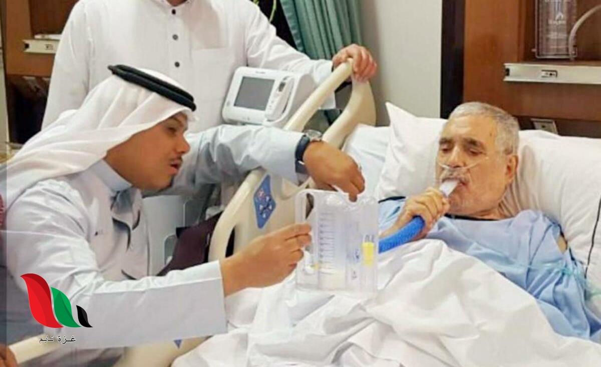 حقيقة وفاة الفنان محمد حمزة بفيروس كورونا بطل مسلسل اصابع الزمن