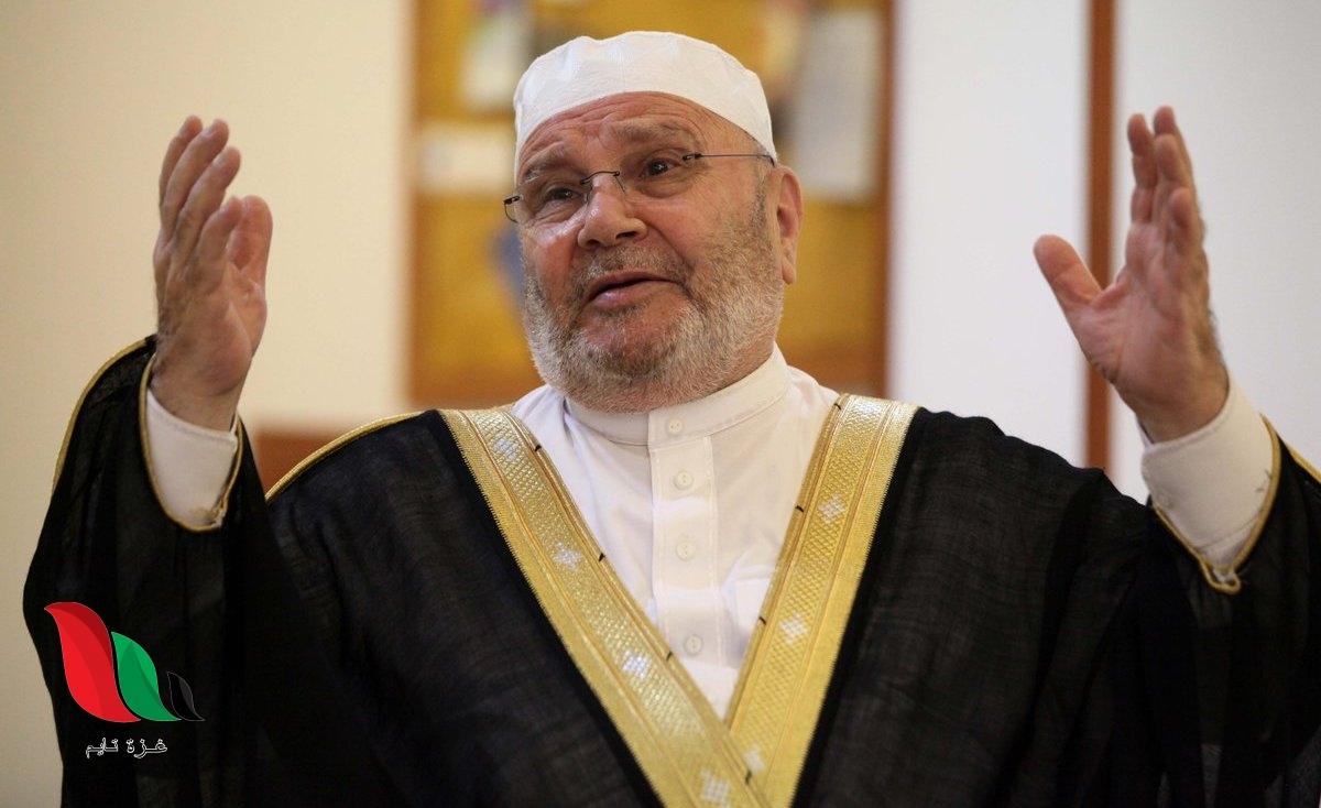 حقيقة وفاة الشيخ محمد راتب النابلسي في العاصمة الاردنية عمان