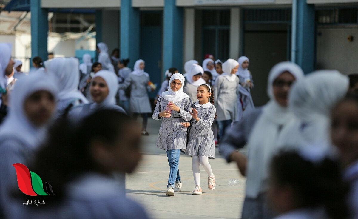 """""""الأونروا"""" في غزة تستعد لافتتاح العام الدراسي الجديد"""