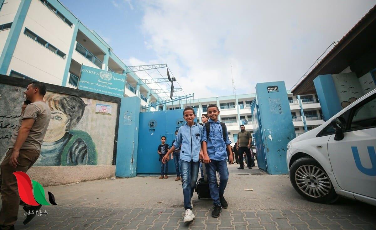 """العام الدراسي في غزة يبدأ وسط أجواء وقائية لمكافحة """"كورونا"""""""