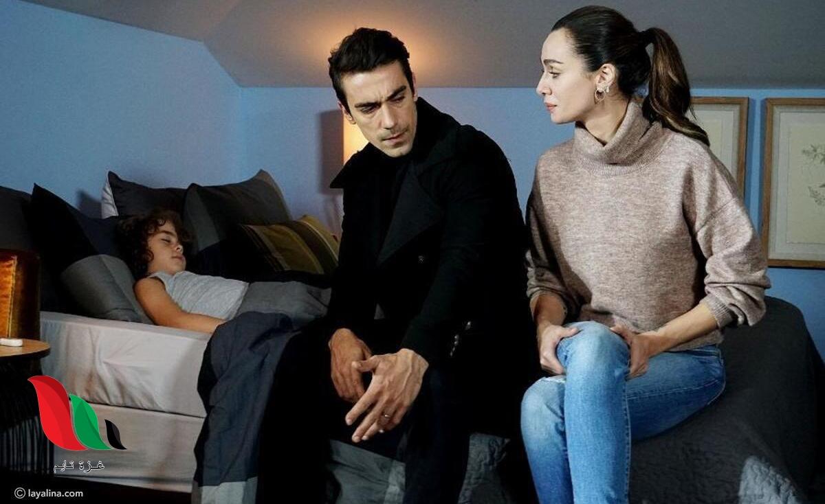 بالصور.. طالع اسماء الممثلين في مسلسل حب ابيض واسود