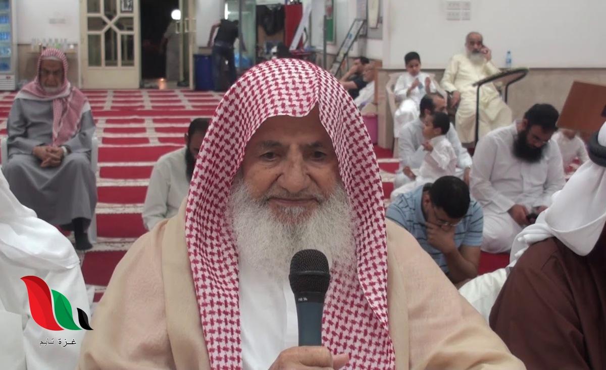 سبب وفاة الشيخ الداعية عبد الرحمن عبد الخالق في الكويت