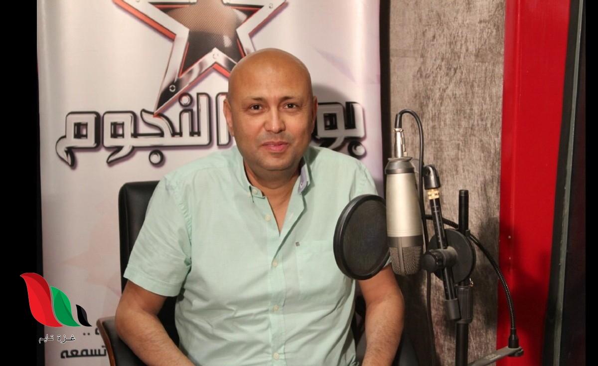 شاهد: صورة الفنان جمال يوسف قبل المرض وبعده