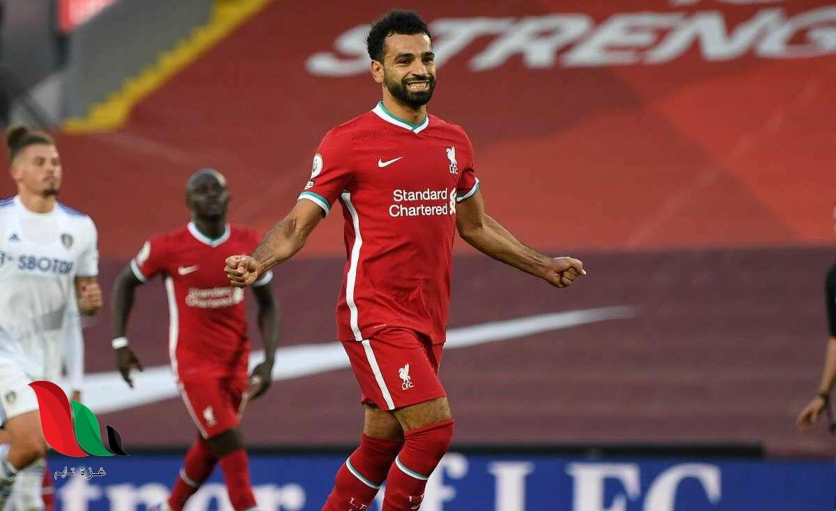 ترتيب هدافي الدوري الانجليزي 2020 اليوم بعد هاتريك محمد صلاح مع ليفربول