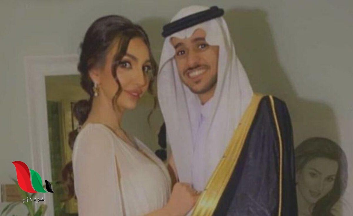 كم عمر الاعلامية هبه الحسين زوجة الفنان عايض يوسف