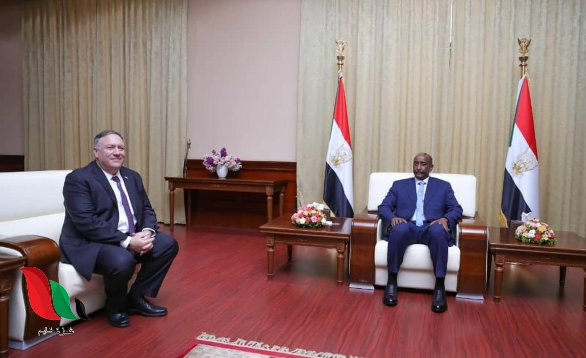هل تم رفع اسم السودان من قائمة الدول الراعية للارهاب ؟