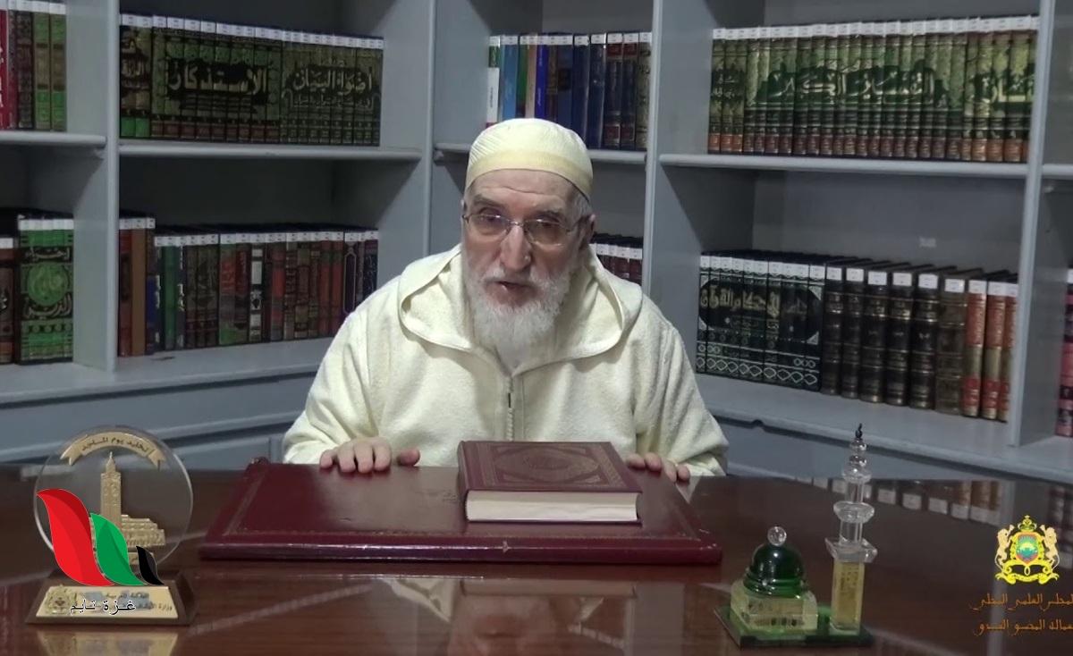 تفاصيل خبر وفاة الشيخ العياشي افيلال في المغرب