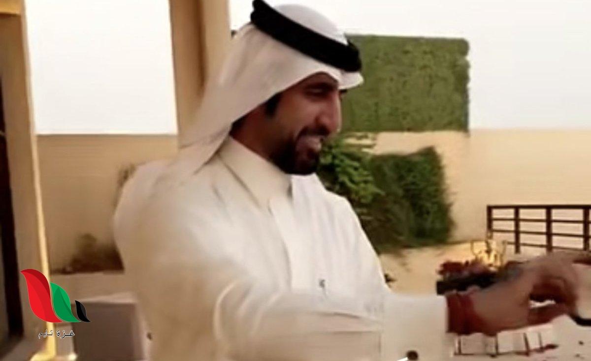شاهد: عبدالعزيز البجادي صاحب اعلان هيون شاورما لندن