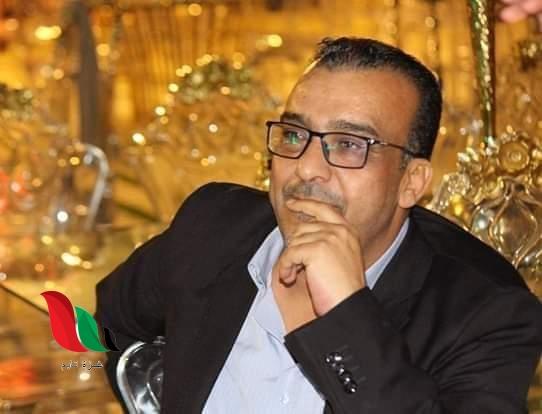 شاهد: جهاد ابو بيدر يستقيل على الهواء مباشرة ويعتذر من احلام التميمي