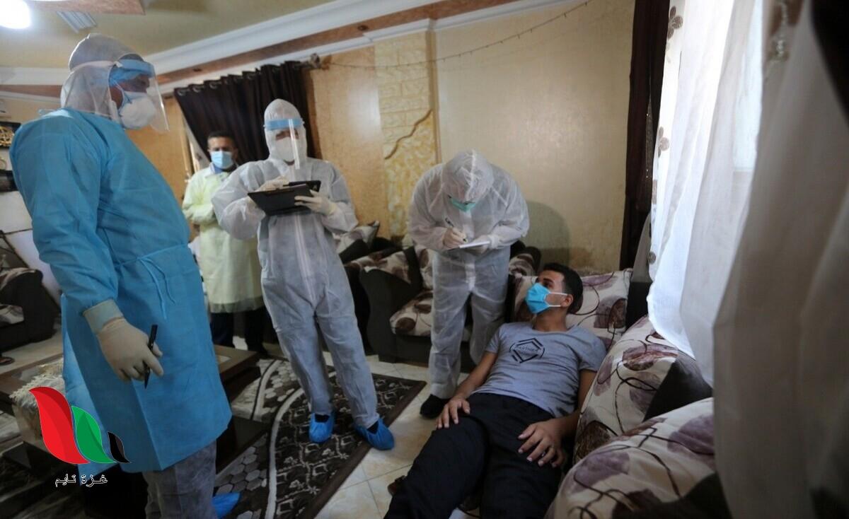 مكافحة العدوى تكشف السبب الأساسي لارتفاع إصابات كورونا في غزة