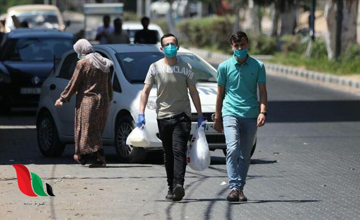 الصحة بغزة: 3 وفيات و191 إصابة جديدة بفيروس كورونا