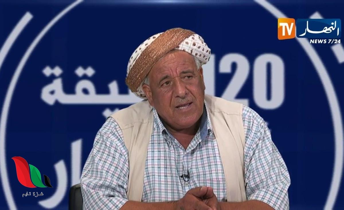 سبب وفاة الشيخ إبراهيم التخمارتي في الجزائر
